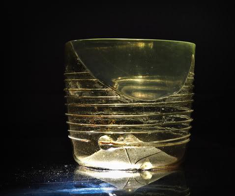 Recreating 17th century glassware from Delft