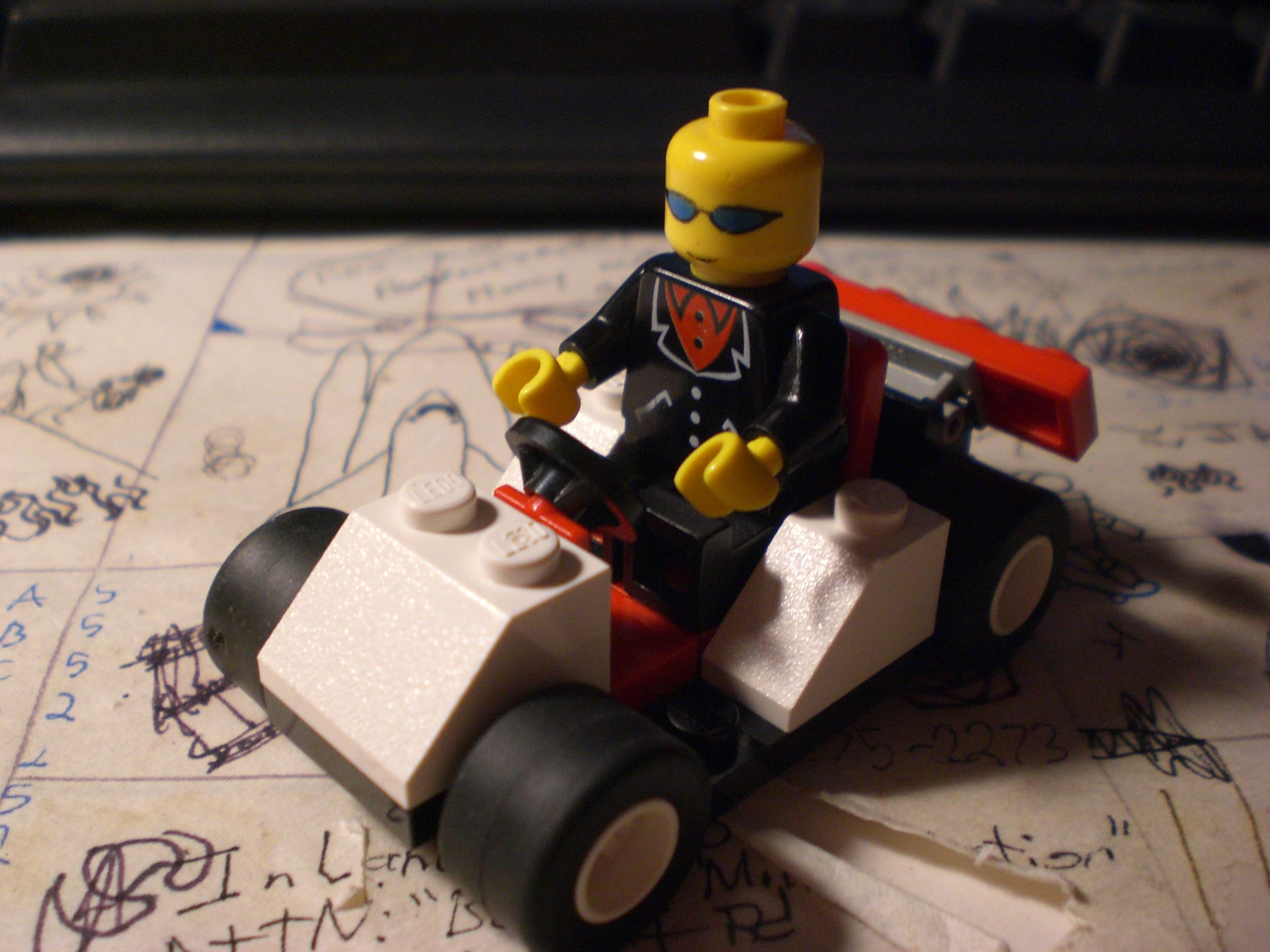Lego Go-cart
