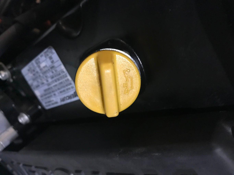 Fill New Oil