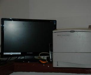 Printer Compartment