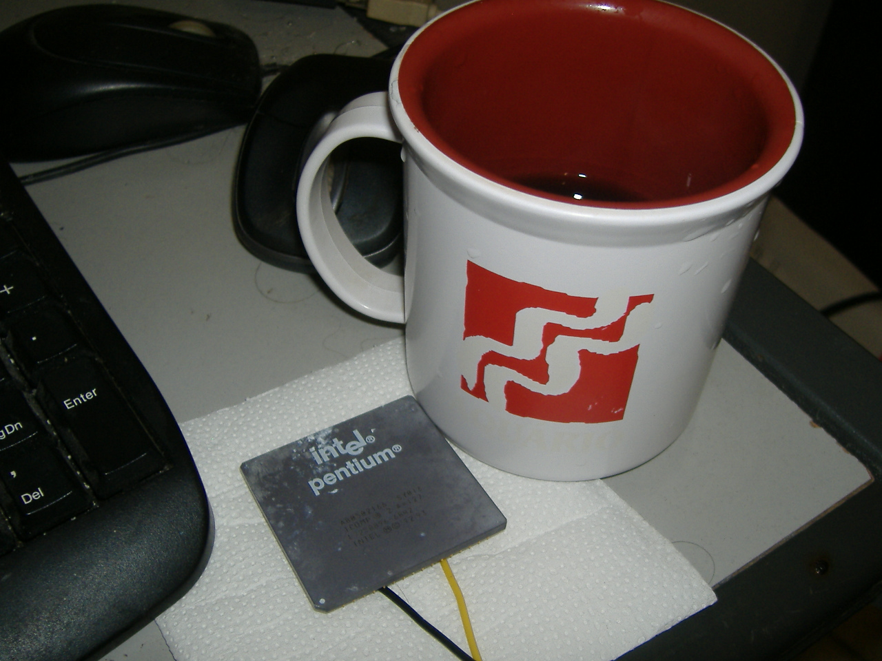 USB Heater (or How to Upgrade Your Coffee Cup)