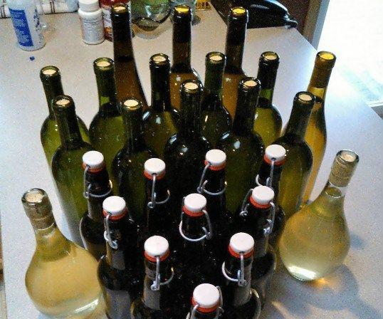 Basic Mead Recipe (Honey Wine)
