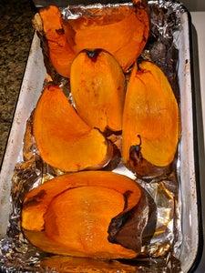 Preparing the Pumpkin