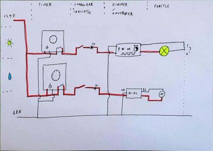 Step C1: Electronic Circuit