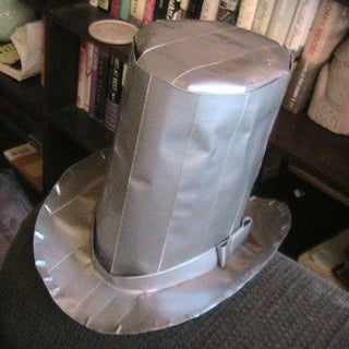 Duct Tape Top Hat
