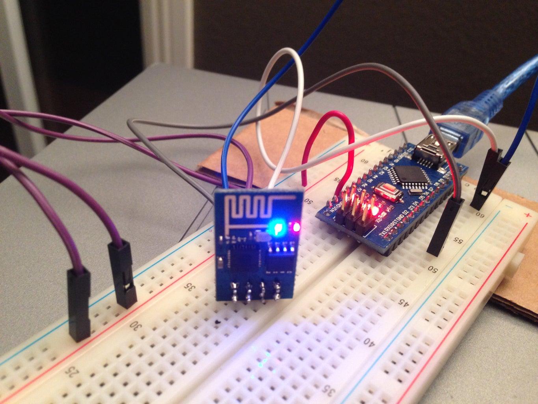 Programming ESP8266 Module