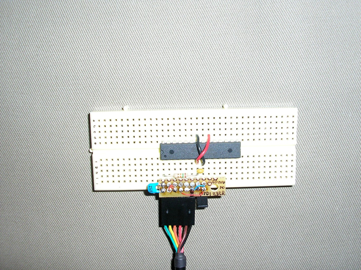 With Microcontrollers