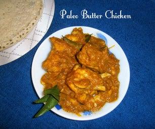 Paleo Creamy Butter Chicken