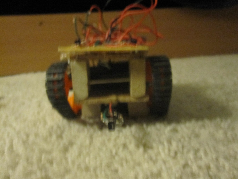 The Versatile Arduino Robot