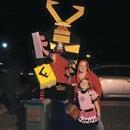 Power Rangers Samurai Megazord Costume