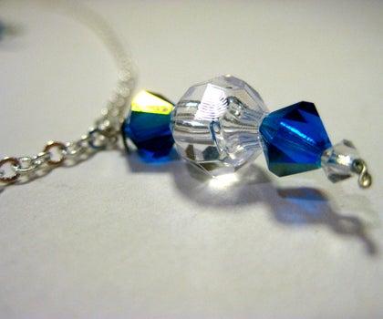 Elegant Homemade Necklace
