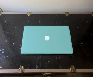 Give Some Color to Your Macbook