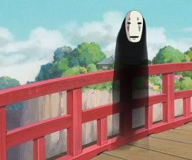 No Face (Kaonashi) Costume
