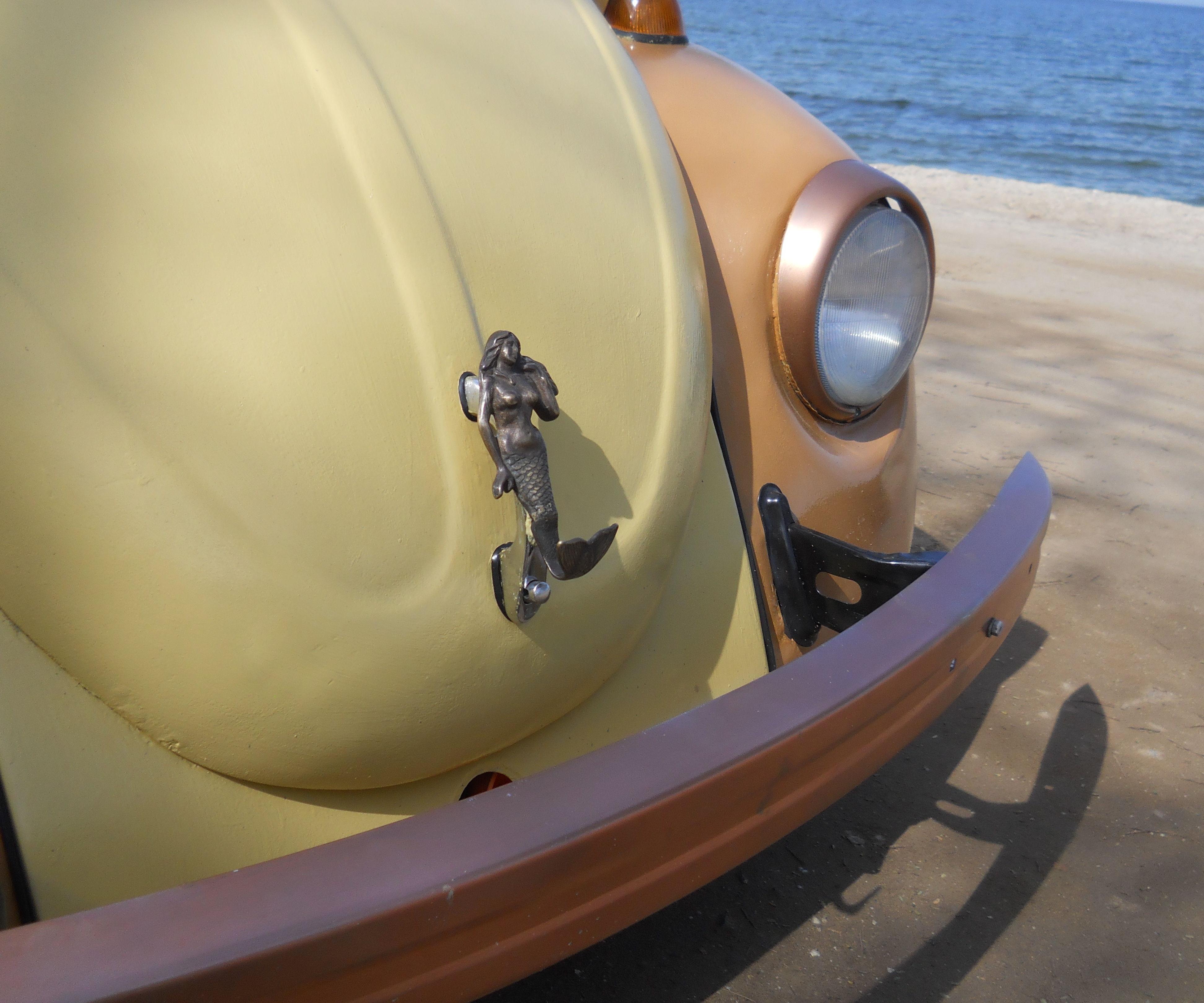 Steampunk VW Bug (Vaporpunk Fusca)