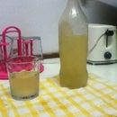 Pineapple Juice From Pineapple Skin
