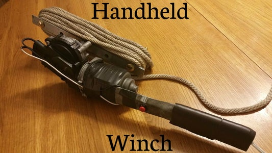 Handheld Winch