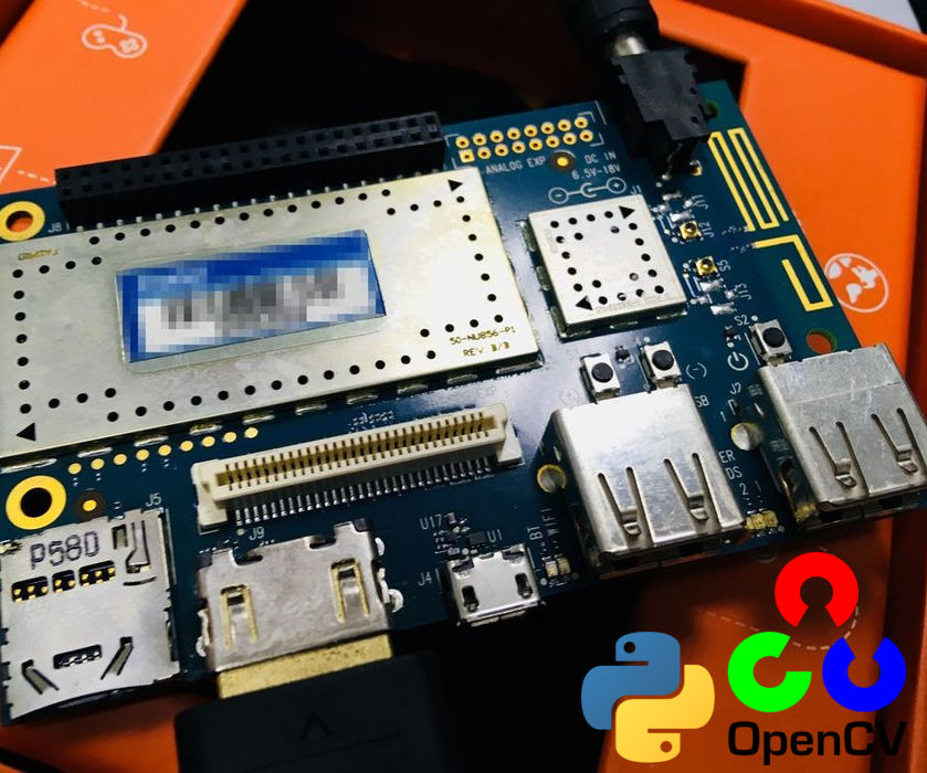 Augmented Reality (AR) for Dragonboard410c or Dragonboard820c Using OpenCV and Python 3.5