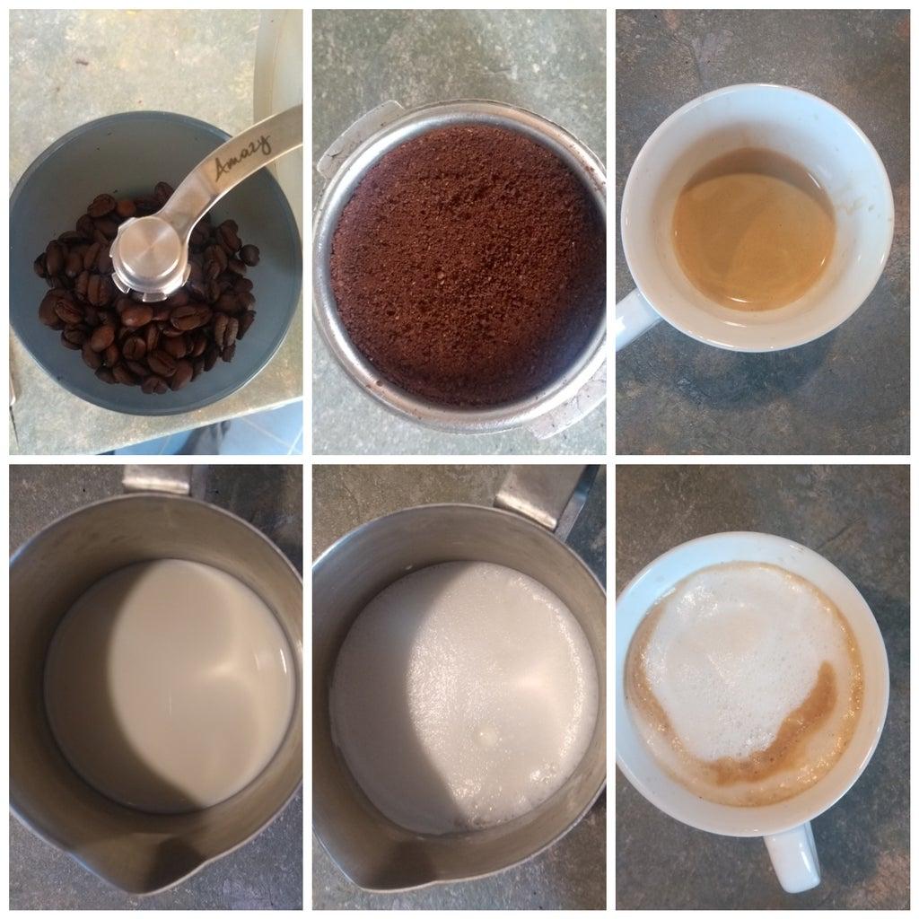 Make Some Cappucino