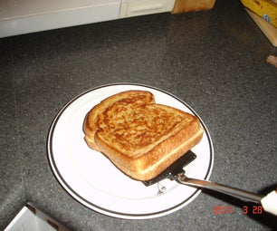Duster: How to Make the Perfect Grilled Cheese