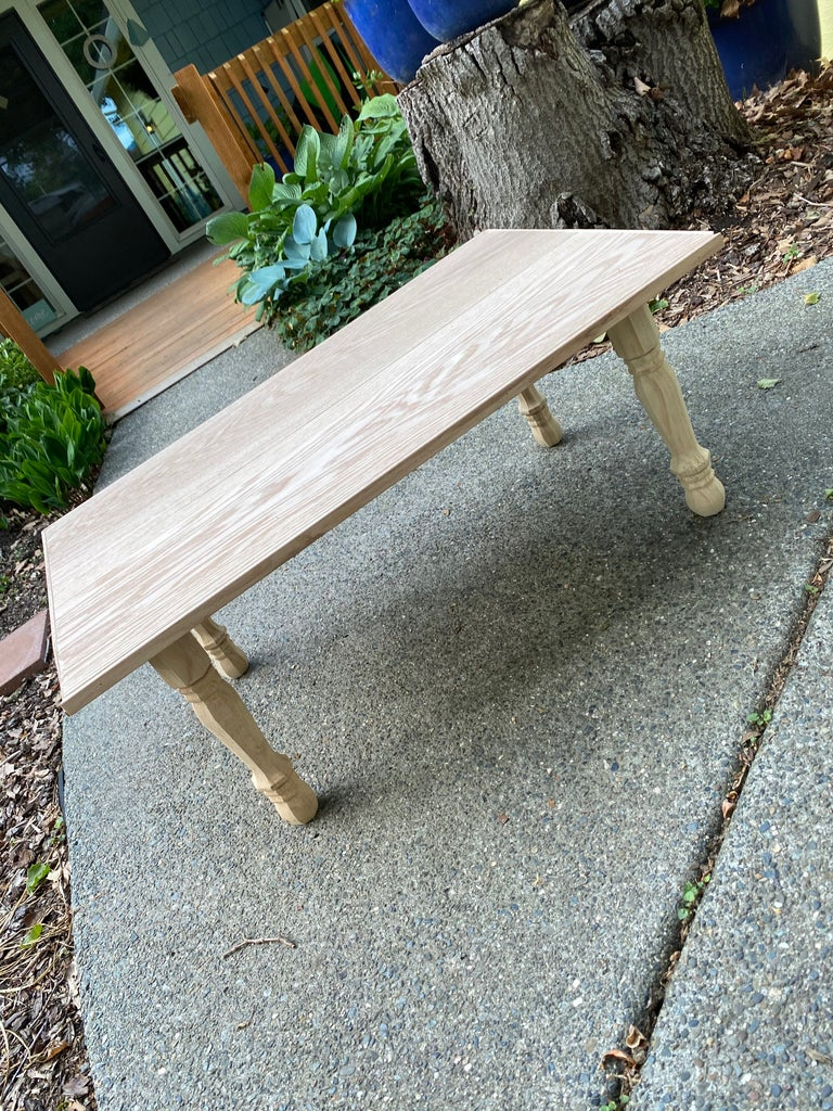 Easy Coffee Table