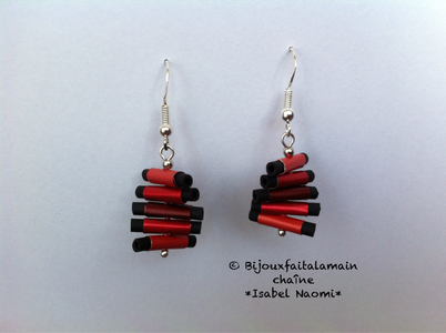 How to Make DNA Shaped Earrings