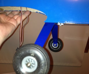 How to Powder Coat an Aluminum Landing Gear for a Radio Control Aircraft.  I Made It at TechShop