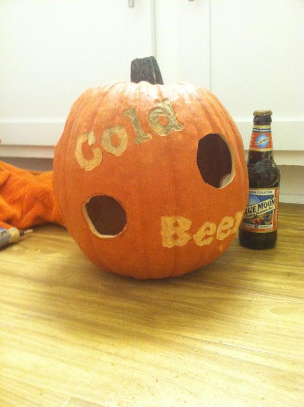 How to Make a Pumpkin Beer (Beverage) Cooler