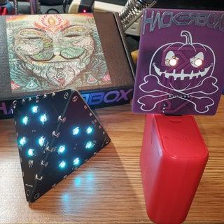 HackerBox 0059: Tessellate