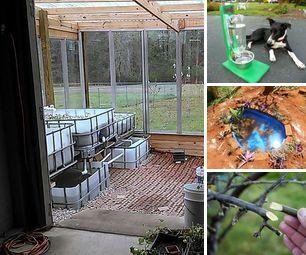 Build Stuff for House, Pets, Garden