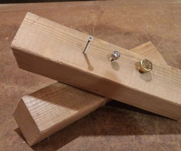 How to Tap/Thread Wood