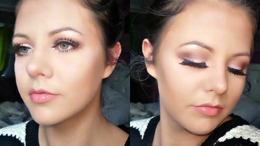 Valentines Day Makeup Look