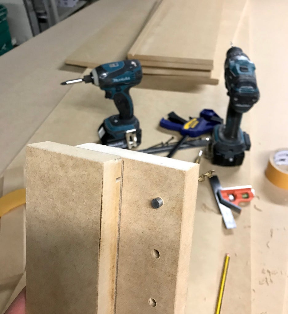 Making the Second Jig
