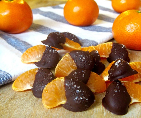 Chocolate Clementines