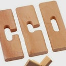 Build a wooden puzzle from only a photo....