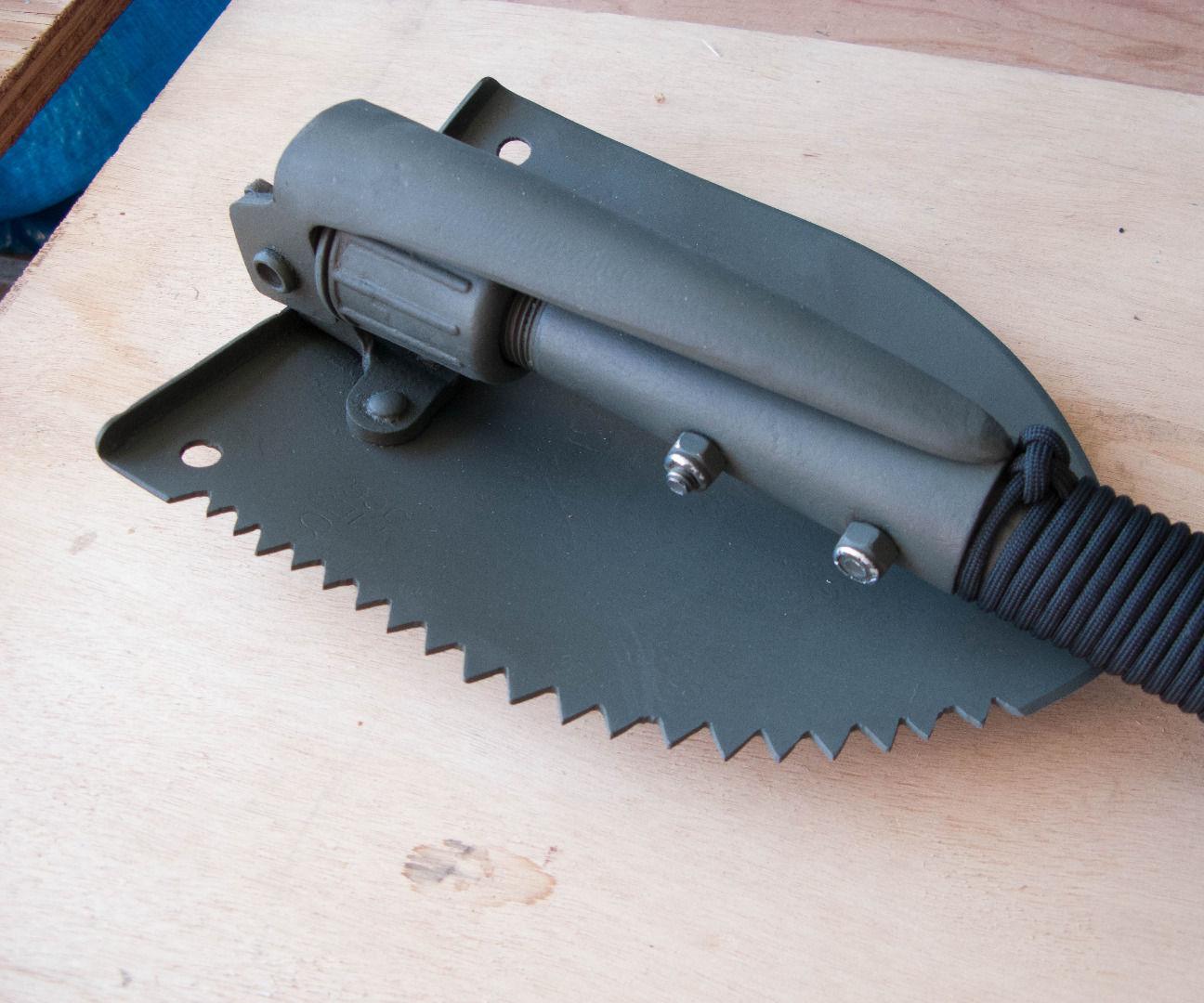 Crovel Tactical Shovel Alternative
