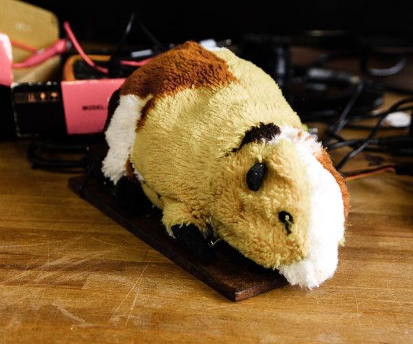 The Social Media Hamster