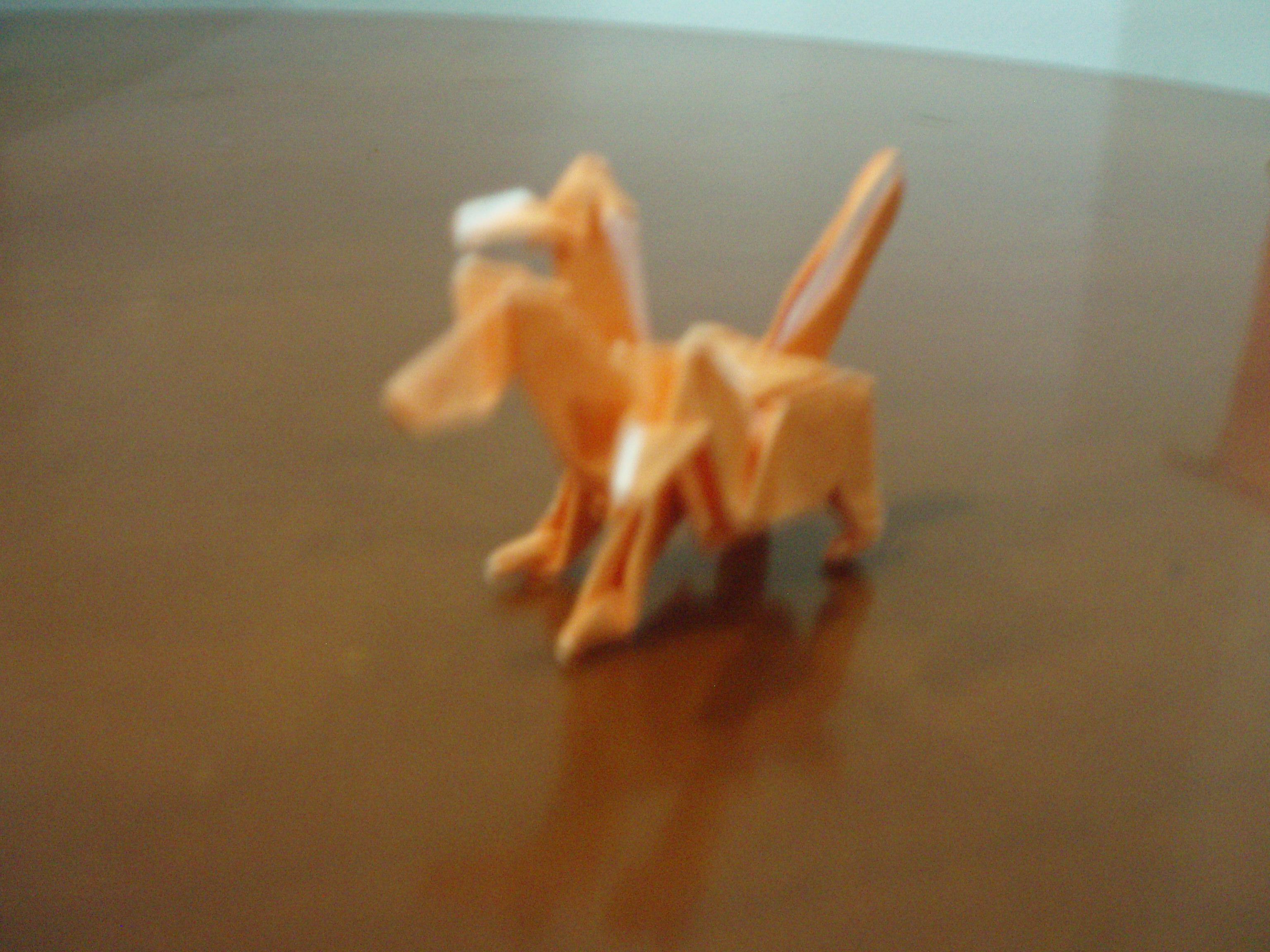 Cerberus Origami