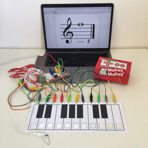 Connect the Makey Makey
