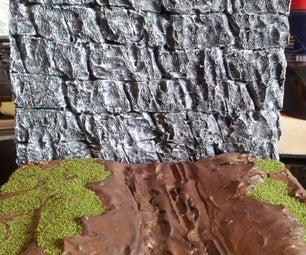 Terrain/Scenery Rock Face Effects