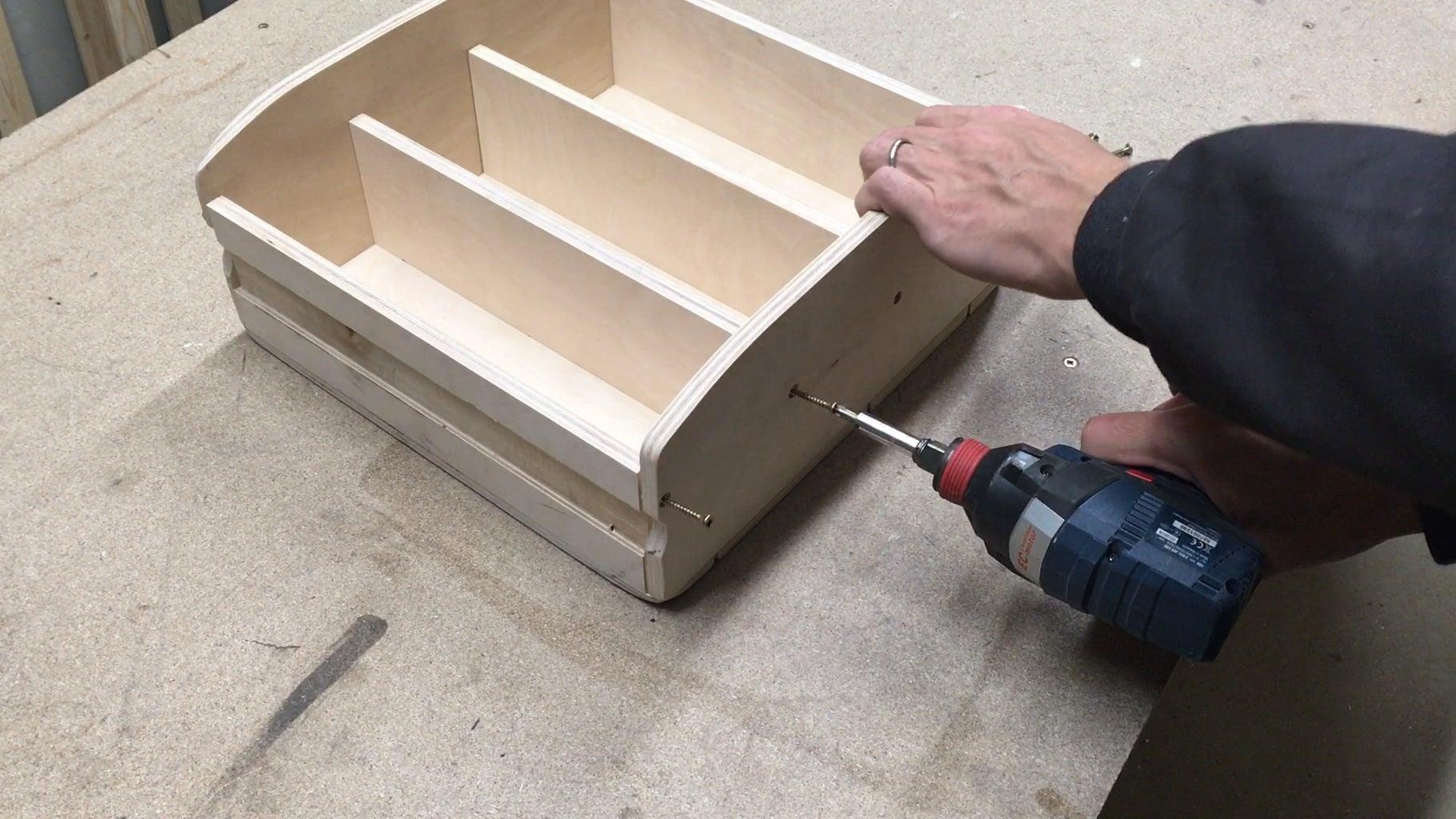 Making Shelf