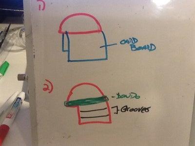 Helmet: Bondo