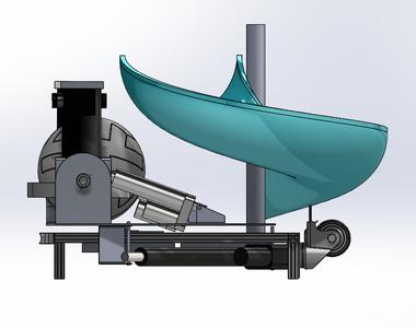 Paso 5: Sistema Mecánico - Mecanismo De Giro