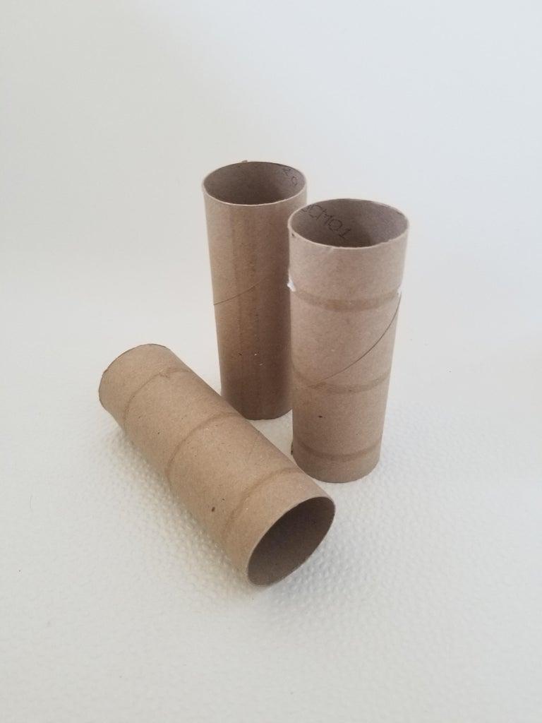 Cardboard Tube Critters