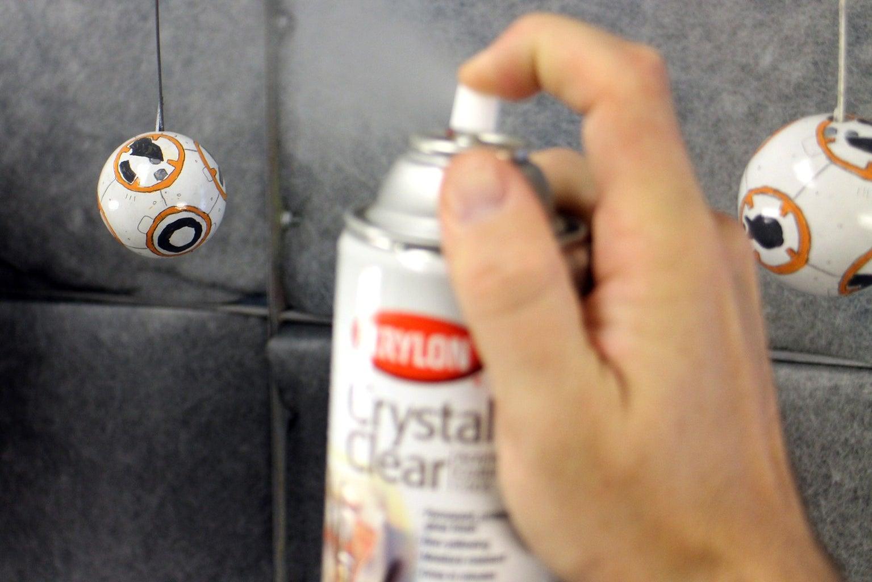 Heel Ball - Outline + Spray