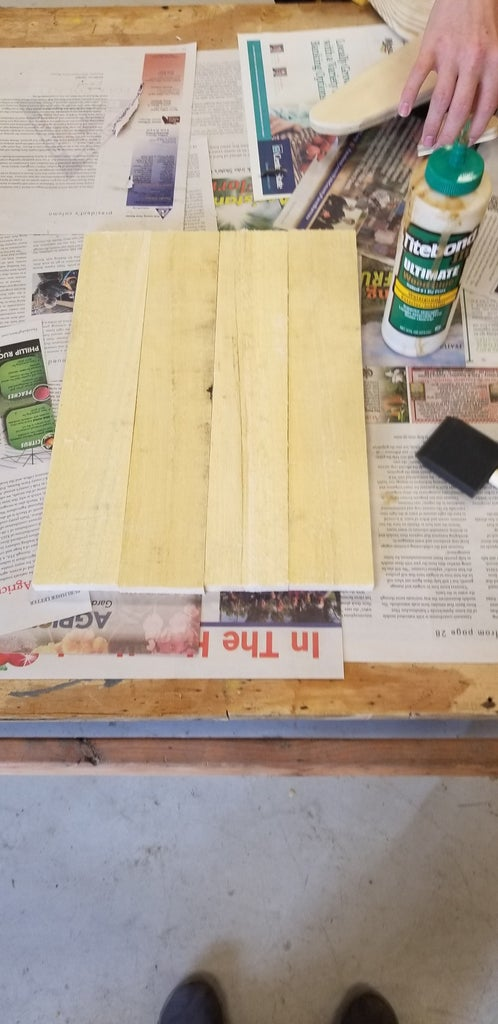 For the Canton Cut 4 3x1x14.5