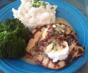 Carrabba's Chicken Bryan a Copycat Recipe