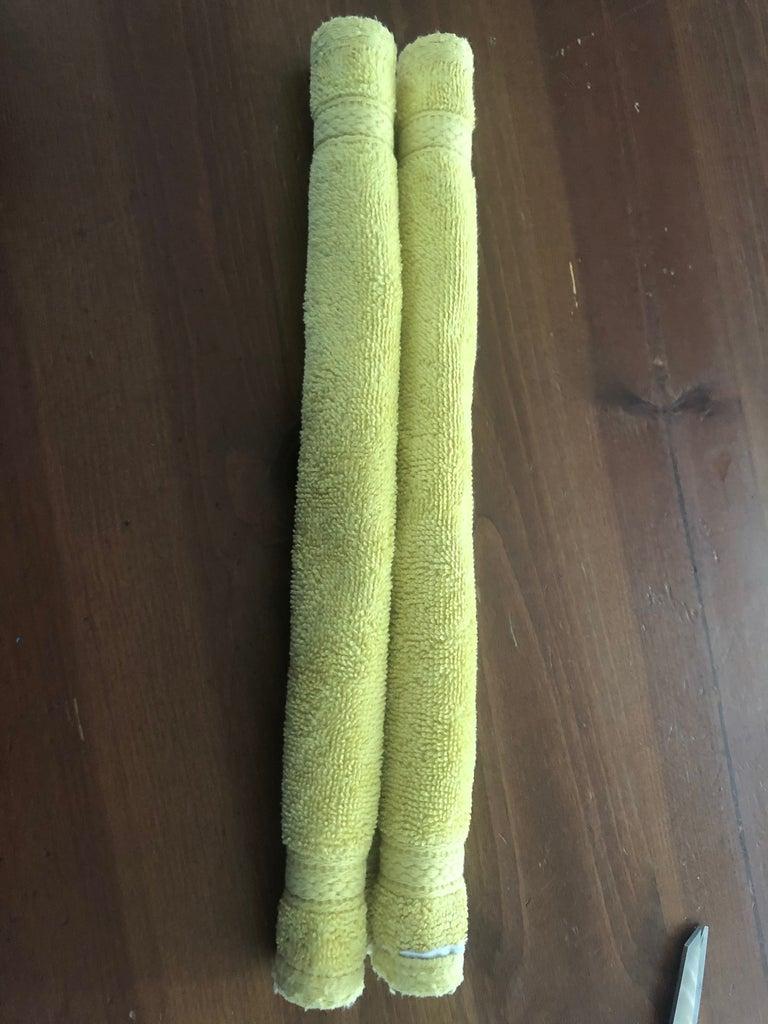 Folding the Towel
