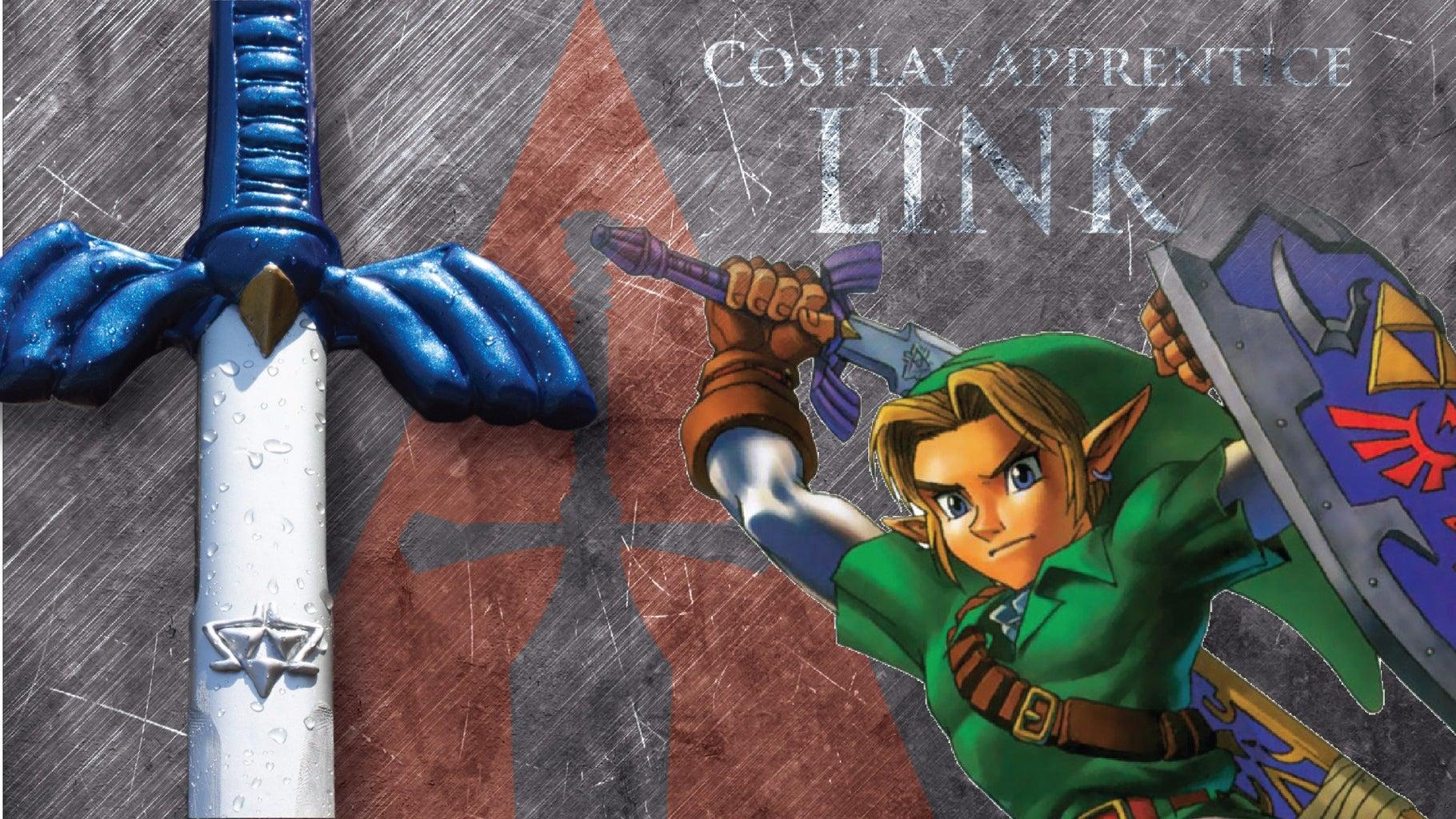How to Make the Master Sword - Zelda: Ocarina of Time