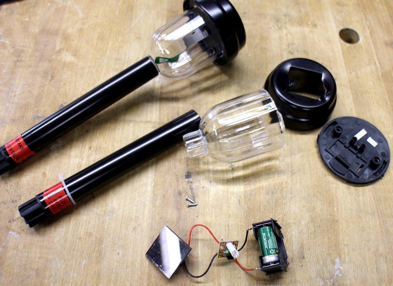 Dismantle LED Garden Lights