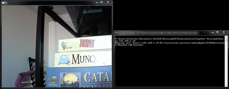 Installing Python Controls